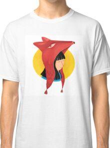 WOLFIE GIRL Classic T-Shirt