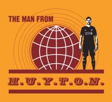 THE MAN FROM HUYTON by EvilGravy