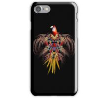 Flurry of feathers iPhone Case/Skin