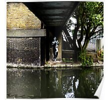 Troll under the bridge Poster