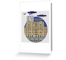 Barcelona unusual souvenirs Greeting Card