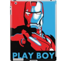 iron man iPad Case/Skin
