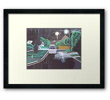 Walsh Court Framed Print