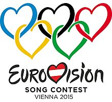 Eurovision Olympics Photographic Print