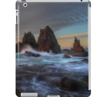 Camel rock beach Bermagui iPad Case/Skin