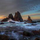 Camel rock beach Bermagui by Donovan wilson