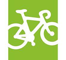 Green Bike by XOOXOO