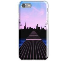 Miami Overdrive (No Text) iPhone Case/Skin