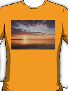 Golden Pink Toronto Sunrise T-Shirt