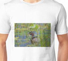 Waterlilly Dwelling Unisex T-Shirt