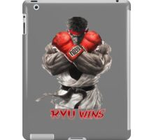 Street Fighter T shirt, legging, skirt & more iPad Case/Skin