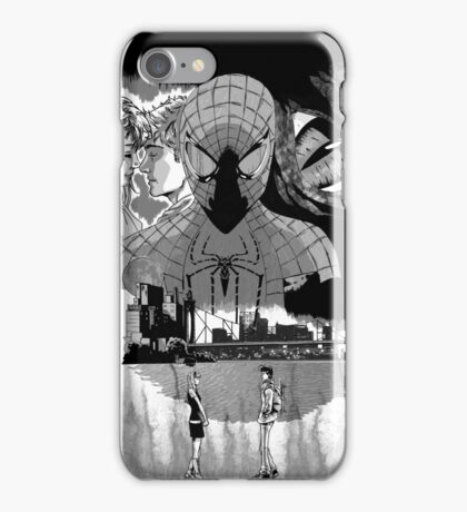 Great Power Great Responsibility iPhone Case/Skin