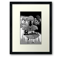 Great Power Great Responsibility Framed Print