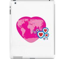 WorldHeart iPad Case/Skin