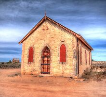 Worship In The Past by Peter Hocking