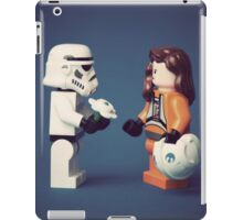 lego star wars iPad Case/Skin
