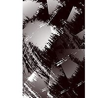 Illusion Abstract Composition Photographic Print