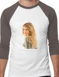 Hilary Duff Men's Baseball ¾ T-Shirt