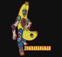 Zombananaman by Dr-Twistid