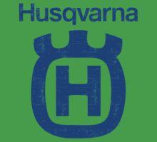 Vintage Husqvarna Baby Tee