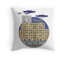 Barcelona unusual souvenirs Throw Pillow