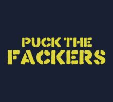 Puck the Fackers by jephrey88