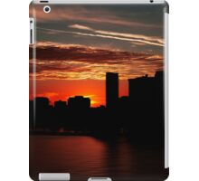 and yet another day closes... iPad Case/Skin
