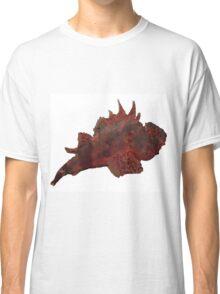 Unique Red Fish Underwater Marinelife  Classic T-Shirt