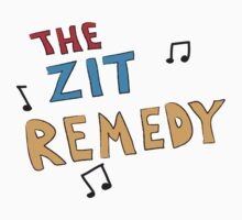The Zit Remedy by James Raynes
