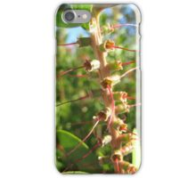 Into Bloom iPhone Case/Skin