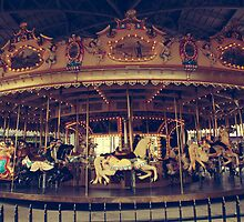 Carousel #1 by Tracy Edgar