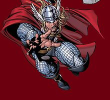Thor by AvatarSkyBison
