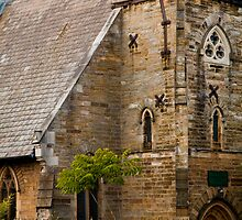 St Andrews Congretational Church, Balmain by Alex Howen