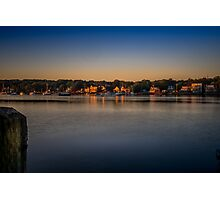 Mahone Bay from Oakland Photographic Print