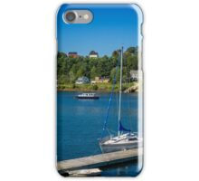 Oakland from Mahone Bay iPhone Case/Skin