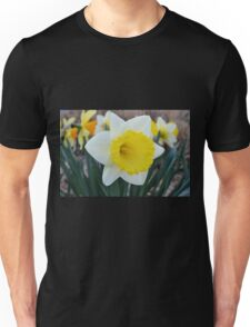 Daffodil in the Garden Unisex T-Shirt
