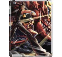 Yu-Gi-Oh! - Yami Yugi Vs Marik iPad Case/Skin