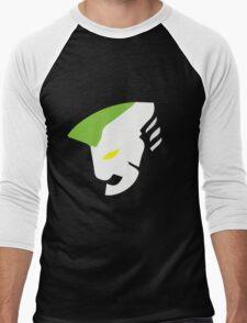 Wild Tiger Head - Tiger & Bunny Men's Baseball ¾ T-Shirt