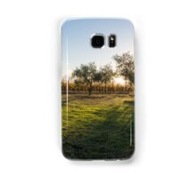 Vines in the afternoon light Samsung Galaxy Case/Skin