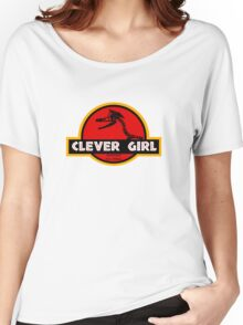 Clever Girl Women's Relaxed Fit T-Shirt