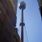 Centrepoint Tower - Sydney Central by lettie1957