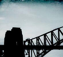 Sydney Harbour Bridge Climb by Elana Bailey