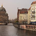 The River Spree by Þórdis B.