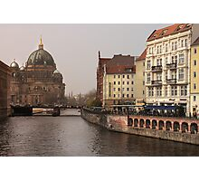 The River Spree Photographic Print