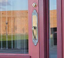 Pretty old door by mltrue