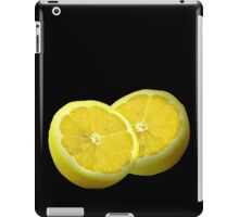 Lemon Essence iPad Case/Skin