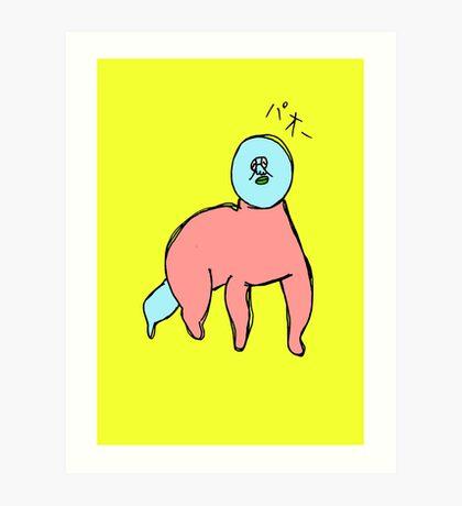 PAOOO Art Print