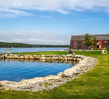 Shelburne Waterfront by mlphoto