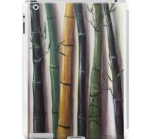Black Bamboo 3 iPad Case/Skin