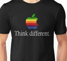 Apple Think Different Unisex T-Shirt